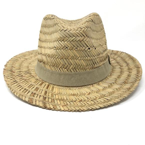 cc8827a60e71fe Topman Accessories | Straw Fedora 58cm Boho Festival Beach | Poshmark